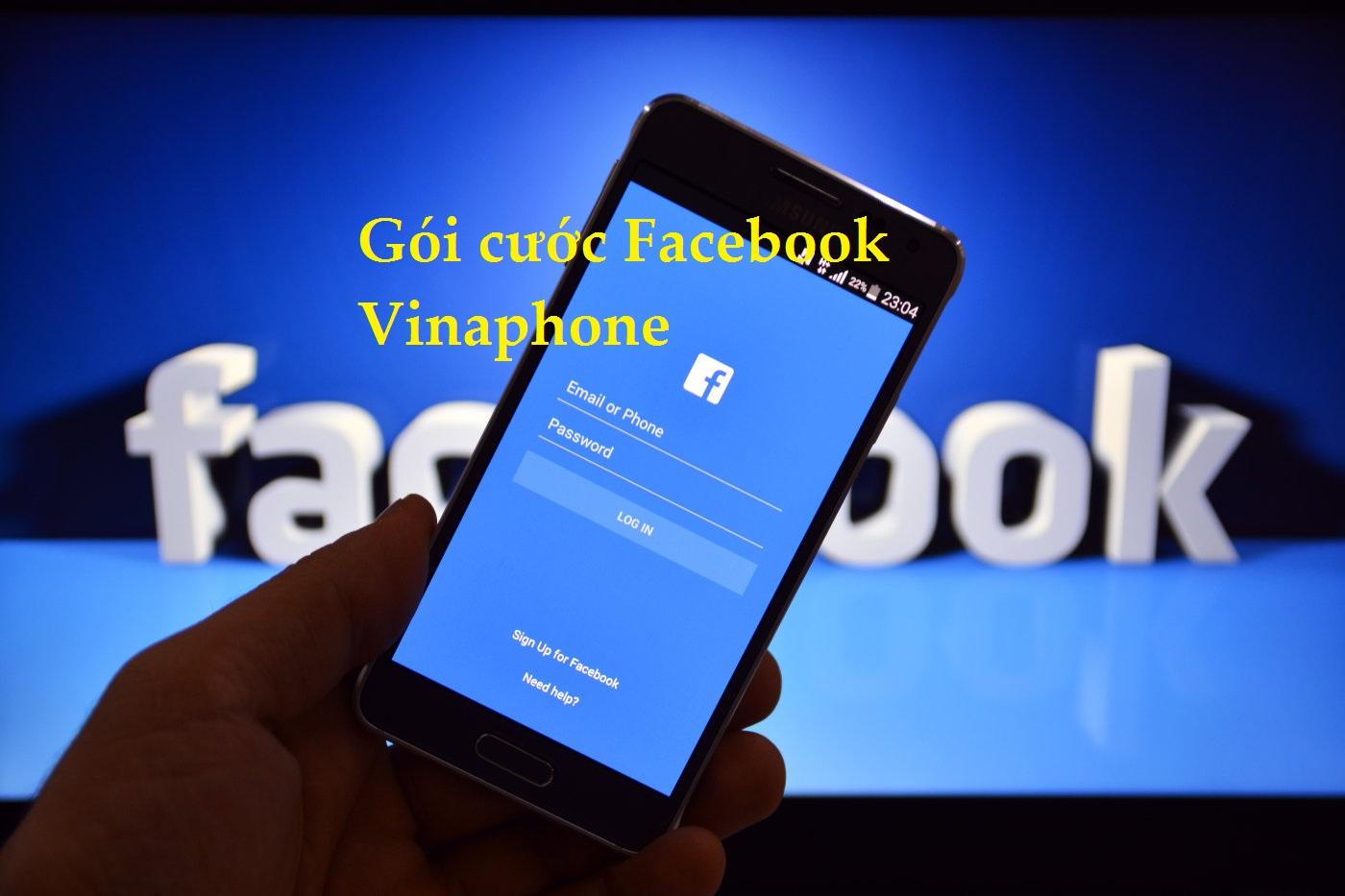 Đăng ký gói FB30 Vinaphone lướt Facebook thả ga cả tháng