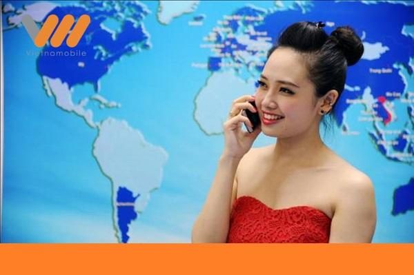 Đăng ký gói cước VB600 Vietnamobile gọi quốc tế