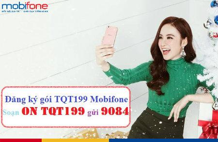 Gói cước gọi quốc tế TQT199 Mobifone giá rẻ bất ngờ chỉ với 796 đồng/phút!