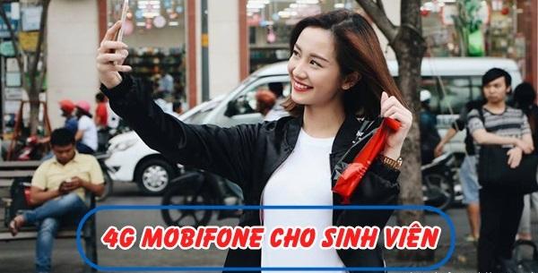Cách đăng ký các gói 4G Mobifone sinh viên mới nhất