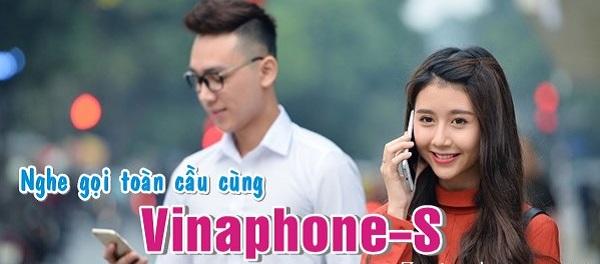 Cú pháp đăng ký dịch vụ nghe gọi toàn cầu Vinaphone-S