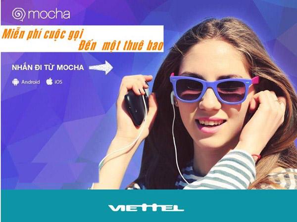 Gọi thoại thả ga trên ứng dụng MoCha cho sim sinh viên Viettel