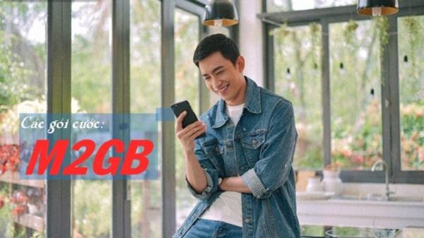 Cú pháp đăng ký các gói cước 3G M2GB Mobifone