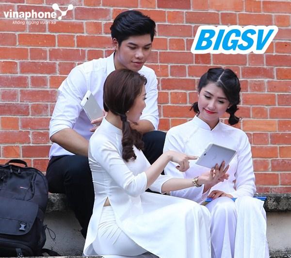 Bạn biết gì về Gói BIGSV Vinaphone ưu đãi giá rẻ ?