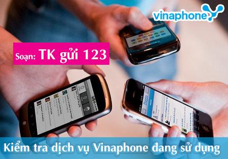Hướng dẫn cách kiểm tra dịch vụ trừ tiền Vinaphone nhanh nhất