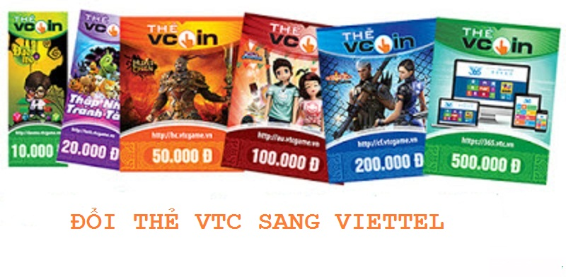 Hướng dẫn chi tiết cách đổi thẻ Vtc sang Viettel đơn giản, nhanh chóng