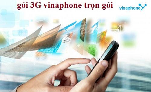 Những lí do khiến bạn đăng kí gói 3G vinaphone trọn gói
