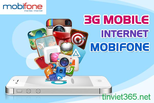 Làm thế nào để có thể mua thêm data 3G Mobifone nhanh chóng dễ dàng nhất?