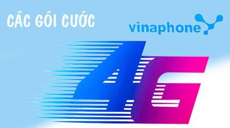 Chi tiết các gói cước 4G Vinaphone hiện nay