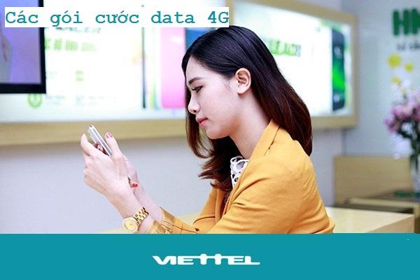 Bạn biết gì về gói cước data 4G Viettel cho sinh viên cực ưu đãi?