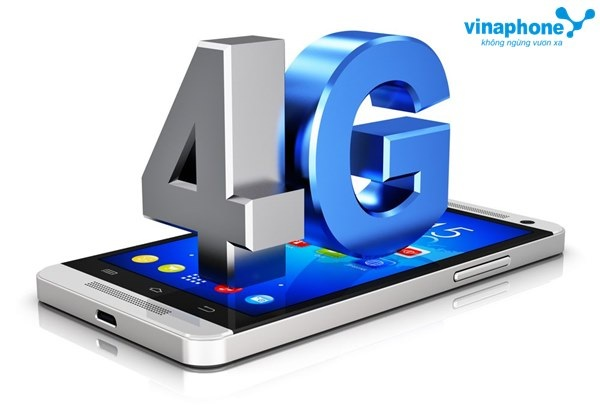Hướng dẫn cách đăng kí 4G Vinaphone