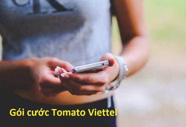 Chuyển đổi gói cước Viettel sang Tomato mà không cần liên hệ tổng đài