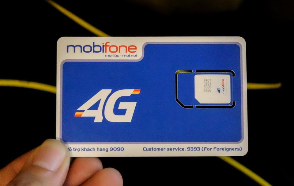 Đổi sim 4G Mobifone nhận ngay sim vàng siêu khuyến mãi