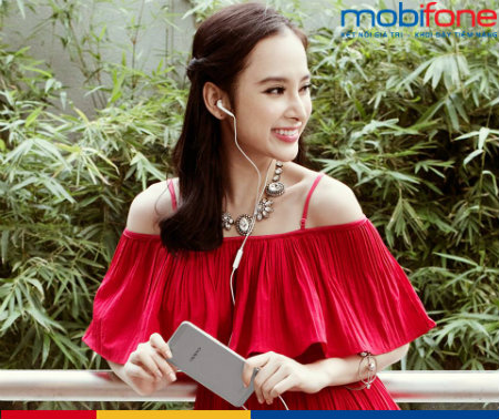 Đăng ký gói 30TS Mobifone nhận ngay 100Mb ưu đãi