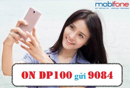 Hướng dẫn cách đăng ký gói DP100 Mobifone