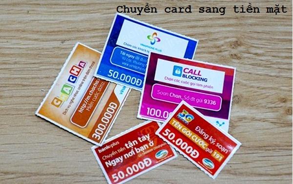 Hướng dẫn cách đơn giản nhất để chuyển card sang tiền mặt