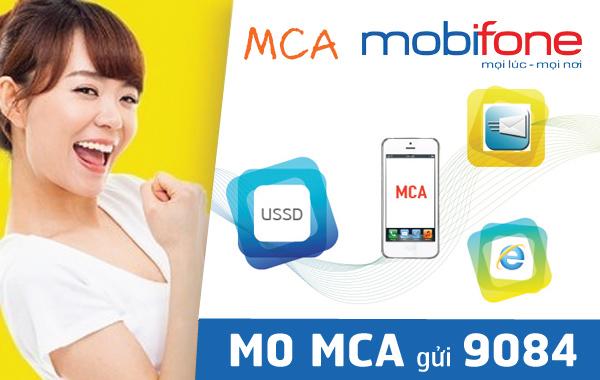 Cú pháp đăng ký dịch vụ thông báo cuộc gọi nhỡ MCA Mobifone
