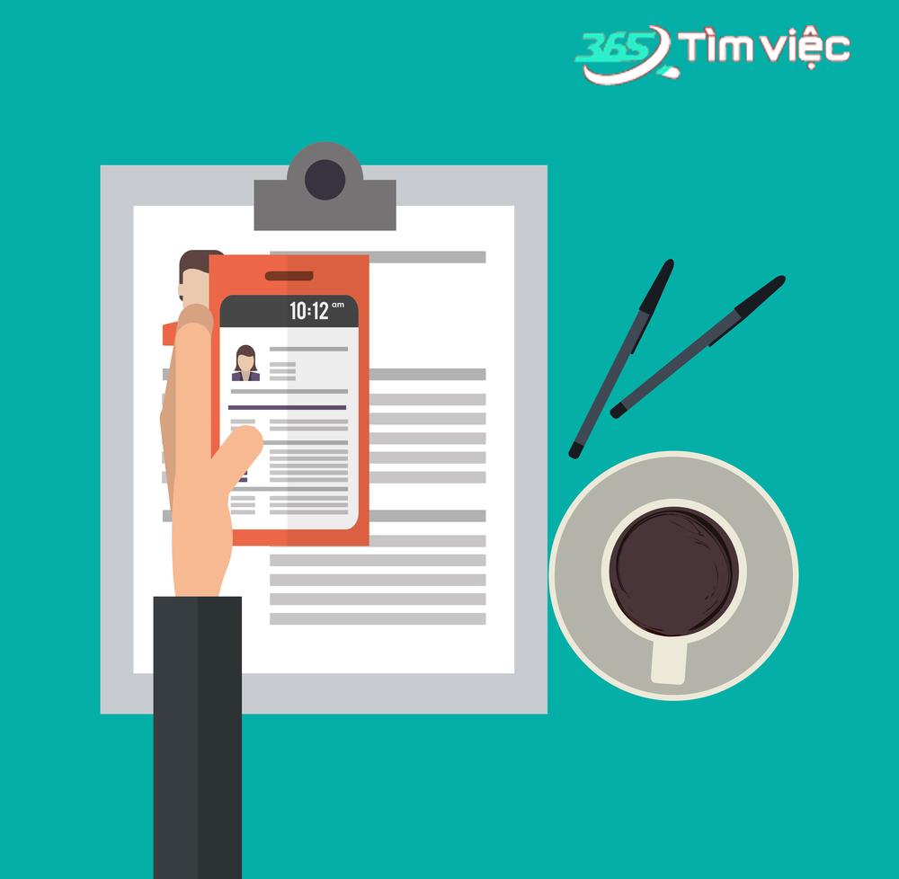Hướng dẫn cách viết CV xin việc làm part time cho các bạn sinh viên