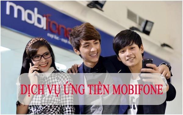 Cách ứng tiền của Mobifone từ 2000đ-6000đ
