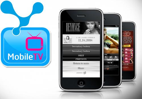 Nhanh tay đăng kí dịch vụ tiện ích đa năng Mobi TV của Vinaphone