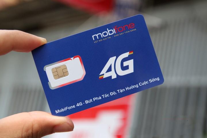 Thông tin hữu ích bạn nên biết về sim 4G Mobifone