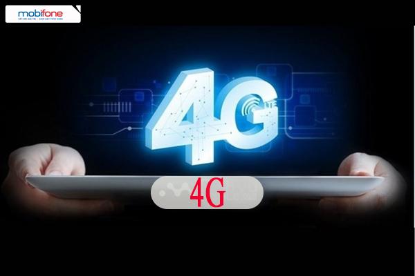 Điều kiện sử dụng dịch vụ 4G của Mobifone