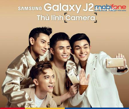 Mua điện thoại Samsung Galaxy J2 Prime tại cửa hàng Mobifone chỉ 99k