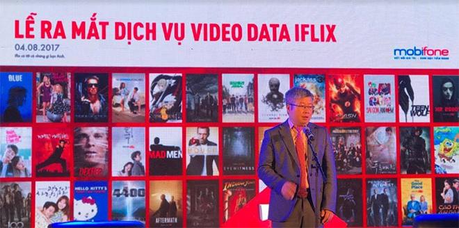 Xem phim miễn phí cùng dịch vụ Video Data iflix Mobifone