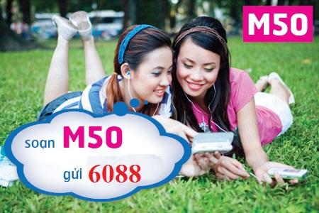 Gói cước 3G vinaphone rẻ nhất hiện nay là gói nào?