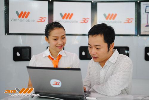 Thông tin các điểm hòa mạng Vietnamobile miền Bắc mới nhất