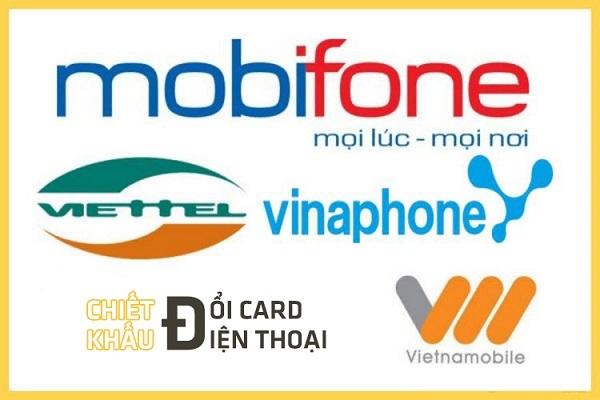Mẹo giúp bạn đổi card điện thoại thành tiền rút về nhiều nhất
