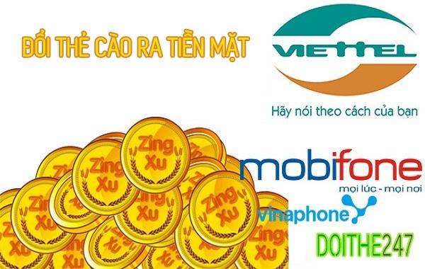 Thông tin về địa chỉ cung cấp dịch vụ đổi thẻ cào ra tiền mặt uy tín nhất