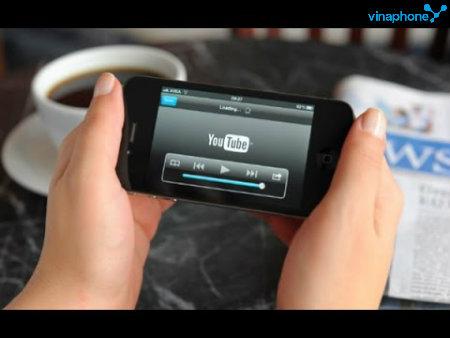 Hướng dẫn đăng ký nhanh gói cước Youtube Vina