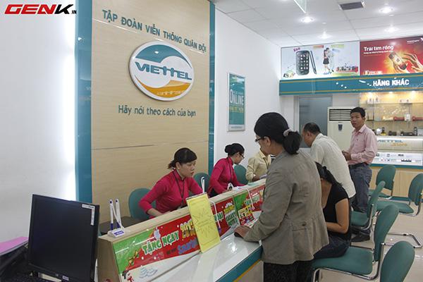 Danh sách các cửa hàng Viettel tại miền Trung mới nhất