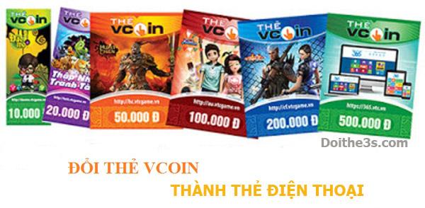Có cách nào đổi thẻ Vcoin thành thẻ điện thoại nhanh chóng, an toàn?