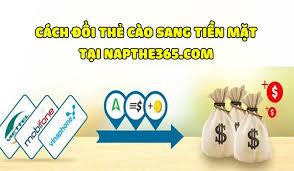 Những thông tin liên quan đến đổi thẻ cào thành tiền mặt
