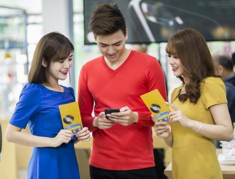 Tặng 5GB – 50GB Mobifone khi nạp tiền và thanh toán vào thứ 4 vui vẻ