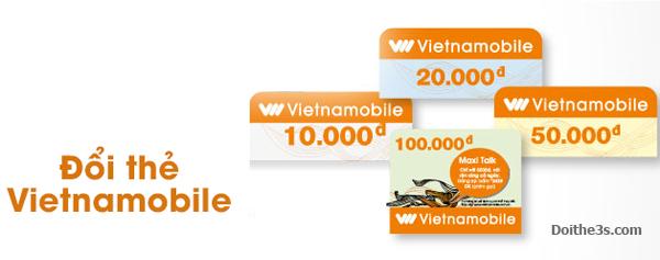 Làm sao đổi thẻ Vietnamobile sang thẻ cào khác nhanh nhất?