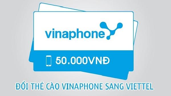 Hướng dẫn chi tiết đổi thẻ Vinaphone sang Viettel nhanh nhất