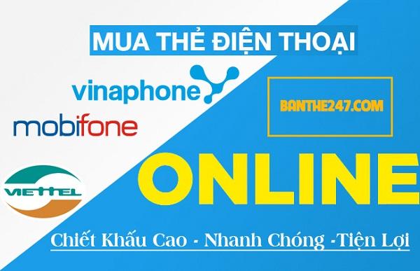 Hướng dẫn cách nạp tiền mobifone trực tuyến nhanh nhất