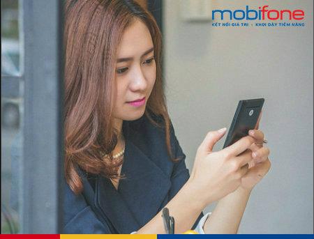 Hướng dẫn đăng ký nhanh gói cước MaxTN Mobifone