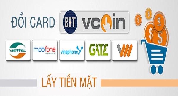 Hướng dẫn cách đổi card điện thoại viettel ra tiền mặt chiết khấu 17%