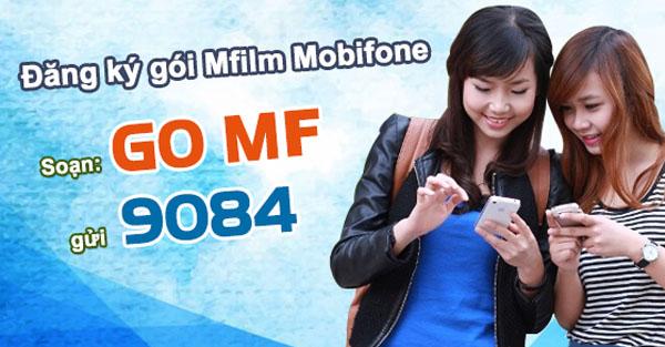 Xem phim trực tuyến cùng Mfilm Mobifone miễn phí 4G