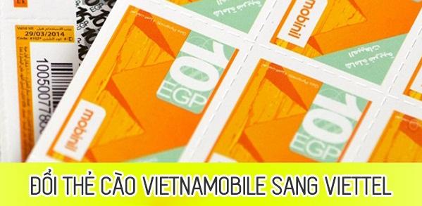 Bật mí cách đổi thẻ cào Vietmobile sang Viettel nhanh nhất