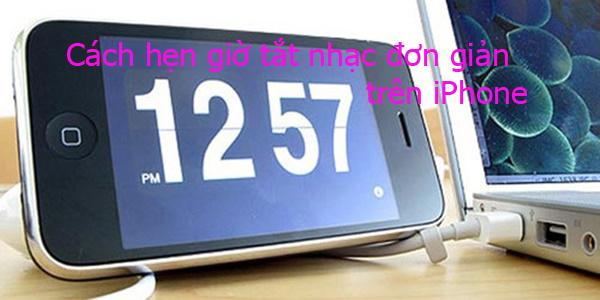 Mách bạn cách hẹn giờ tắt nhạc đơn giản trên iPhone