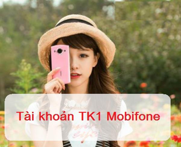 Tìm hiểu về tài khoản TK1 Mobifone – Tài khoản dự trữ của thuê bao
