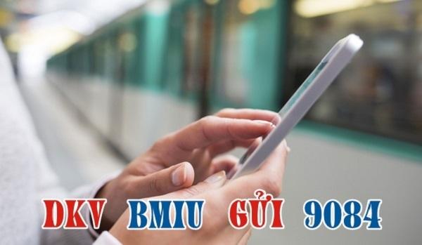 Đăng ký 3G gói BMIU Mobifone qua đầu số 9084