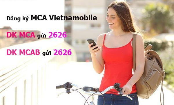 Đăng ký dịch vụ MCA Vietnamobile – Không bỏ lỡ cuộc gọi tới nào