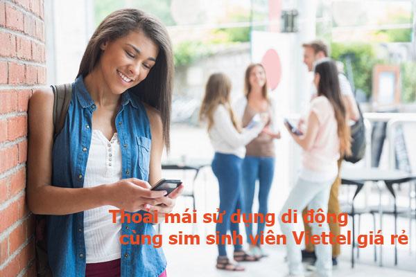 Hướng dẫn thủ tục đăng ký sim sinh viên Viettel nhanh