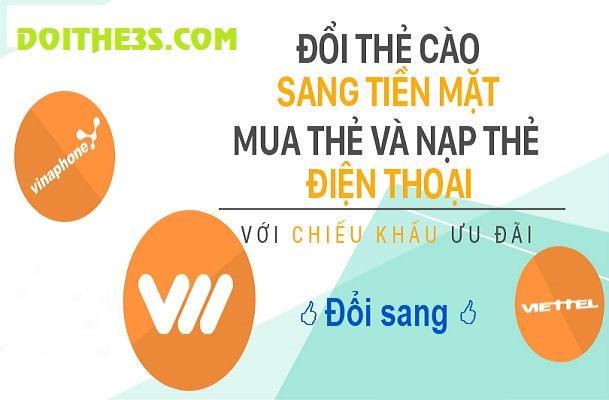 Đổi thẻ cào Vietnamobile sang Viettel bạn đã thử chưa?